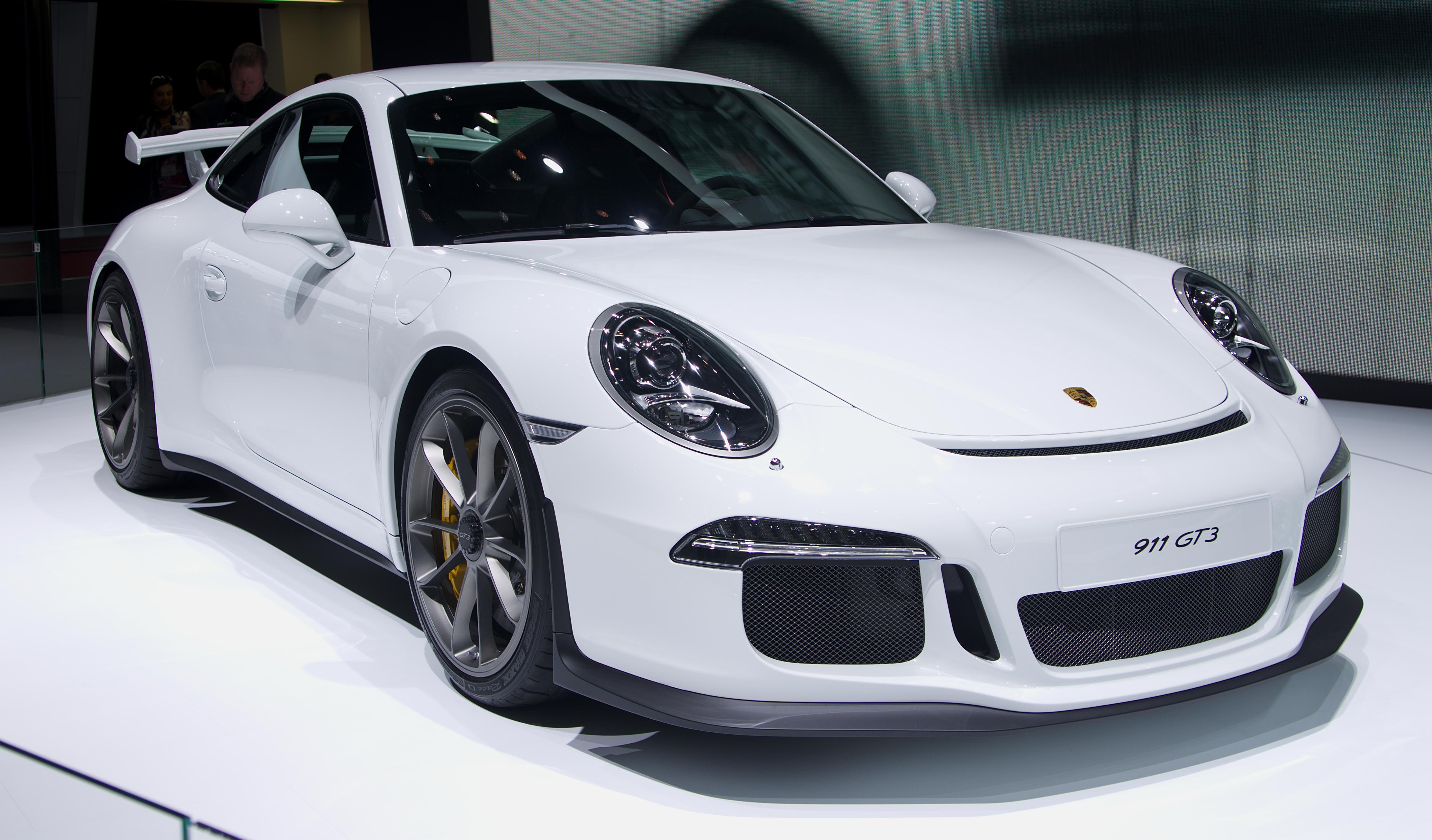 File Geneva Motorshow 2013 Porsche 911 Gt3 Jpg