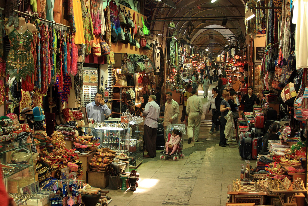 Image result for Grand Bazaar, Istanbul, Turkey