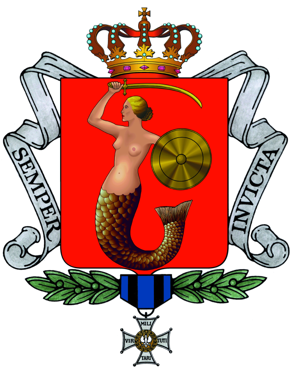 Coat Of Arms Of Warsaw Wikipedia