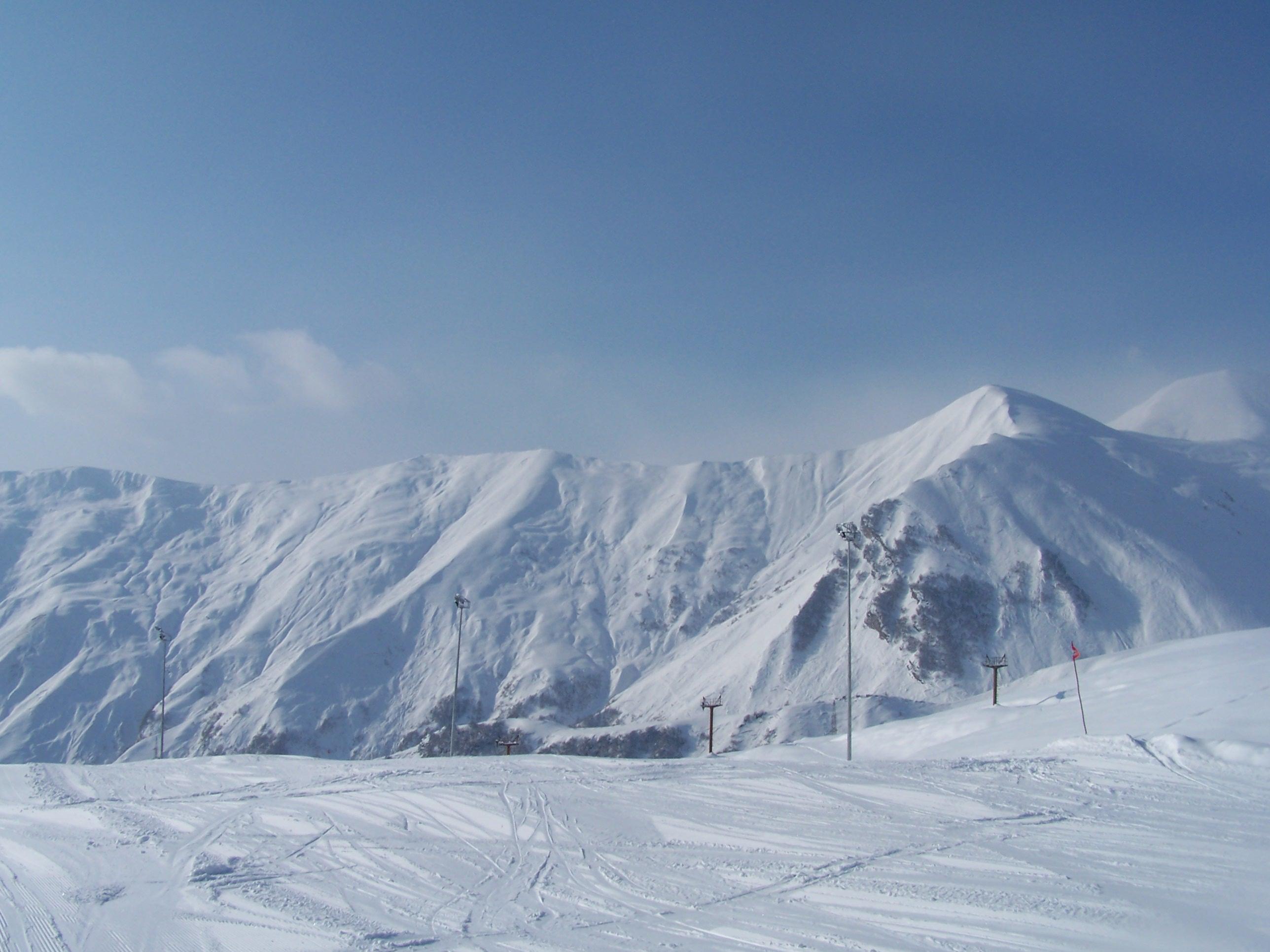 Kaukasusbergen - Europas högsta bergskedja