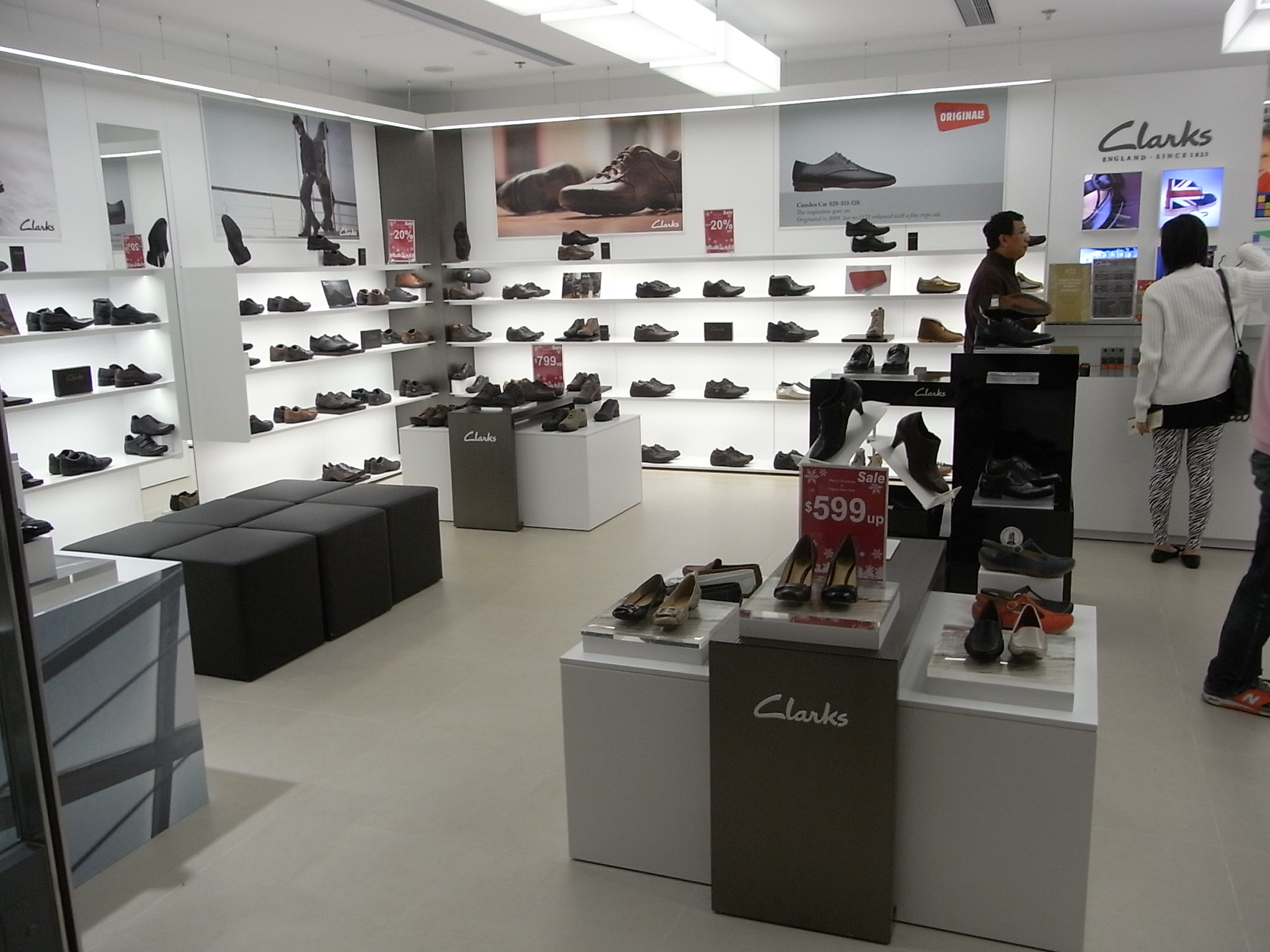 Clarks Shoe Store Christiana Mall
