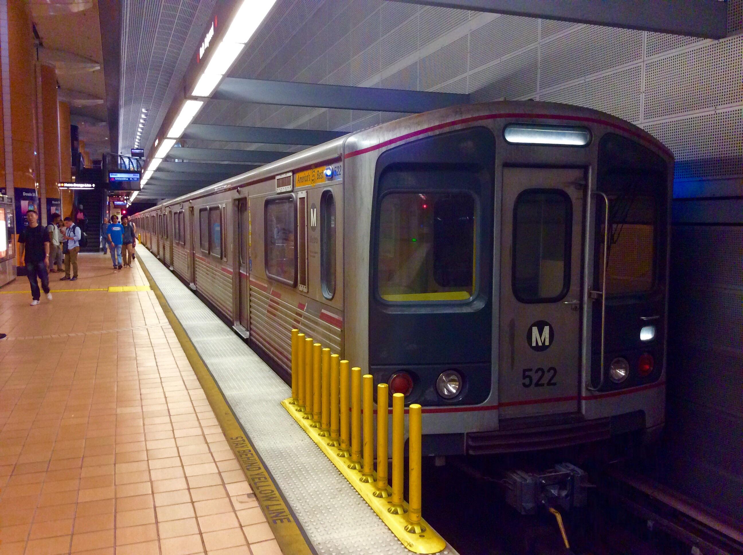 некоторых случаях фото метро лос анджелеса шаг фотообои разложить