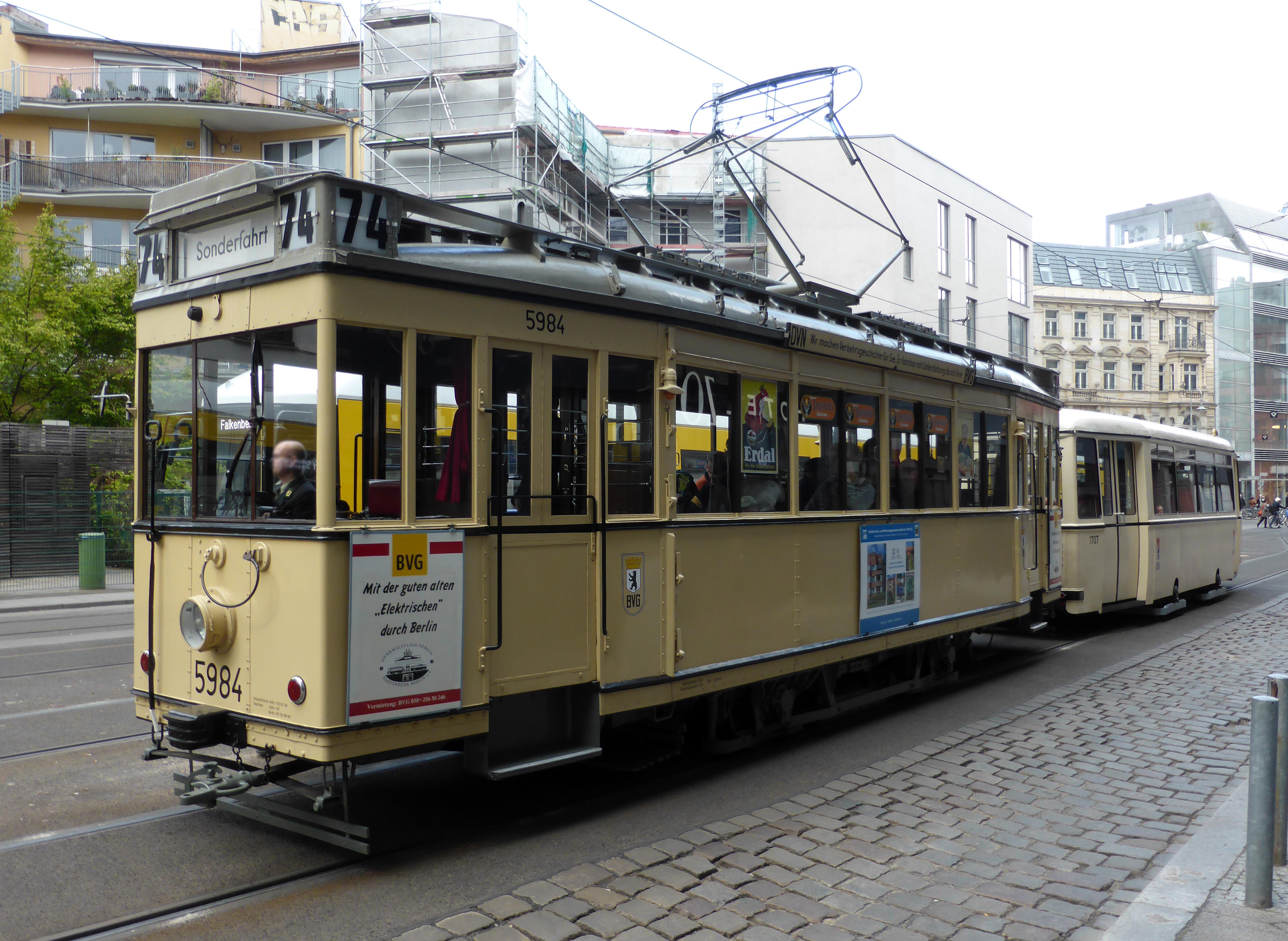 Straßenbahn Berlin Wikipedia