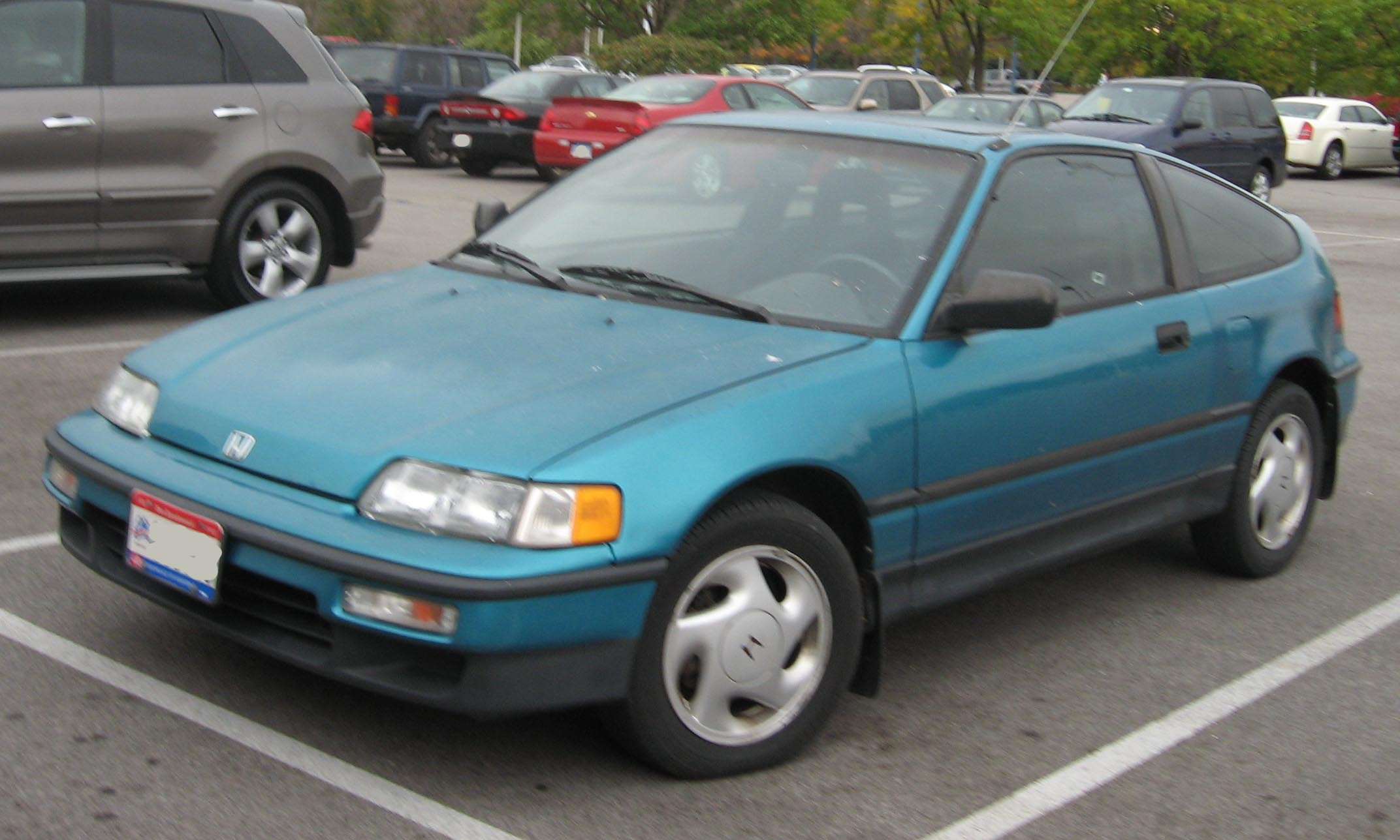 Jdm Cars For Sale >> File:Honda-CRX.jpg - Wikimedia Commons