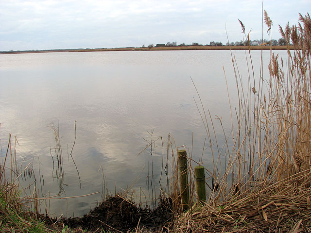 Horsey Mere - geograph.org.uk - 1103431