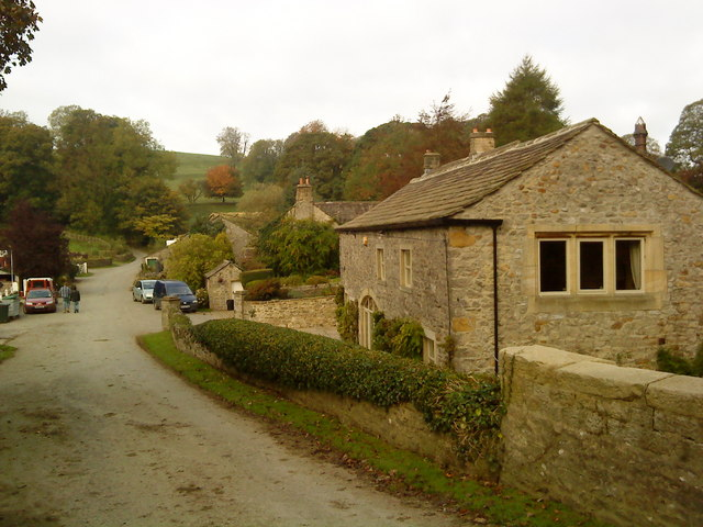 Houses in East Marton - geograph.org.uk - 2121183