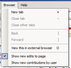 Huggle Browser Menu.png
