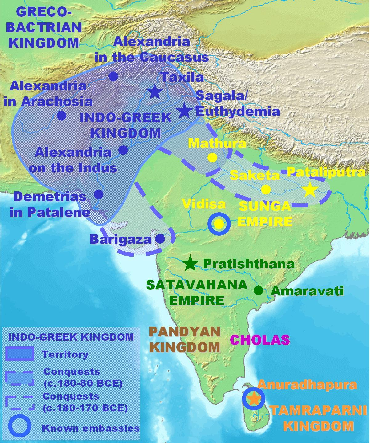 Payl Indo Greekmapcolor Wikipedia