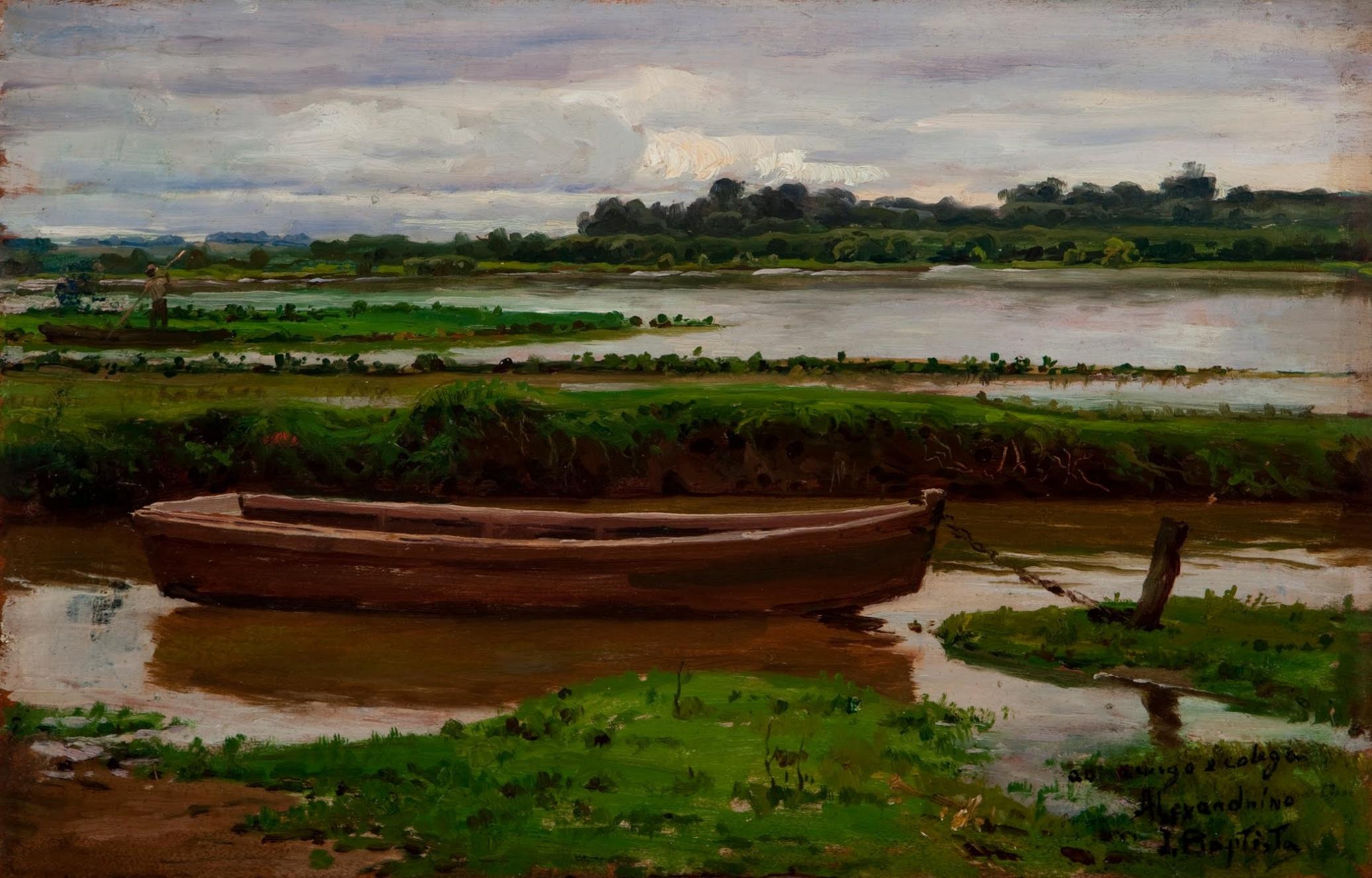 João Batista da Costa, Landscape