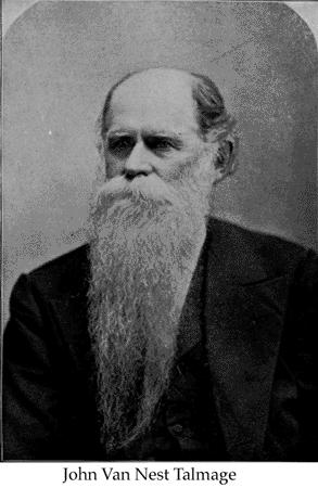 John Van Nest Talmage