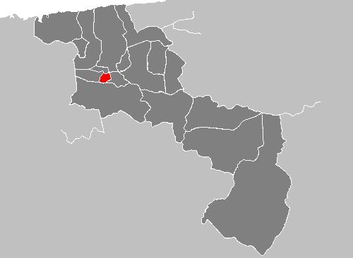 Municipalities Of Aragua