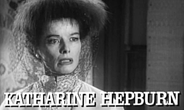 Katharine Hepburn Howard Hughes Relationship From the trailer for suddenly,
