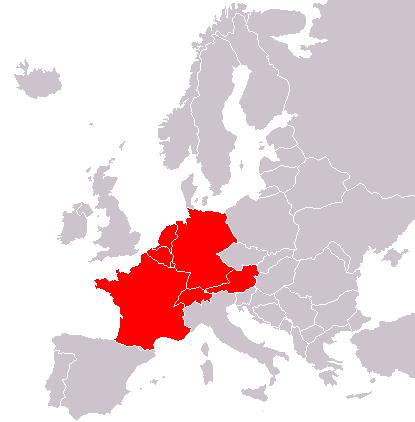 Europa occidental wikipedia la enciclopedia libre for Marmol donde se encuentra