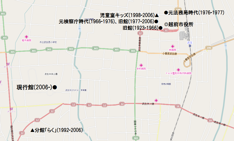 File:Libraries in Echizen city OSM png - Wikimedia Commons