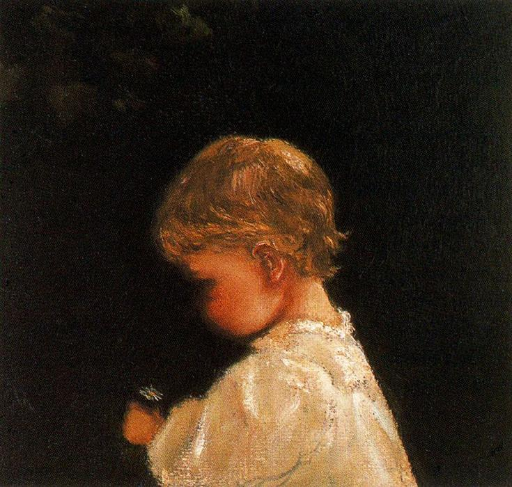 Lilla Cabot Perry, Portrait of an Infant, Margaret Perry.JPG
