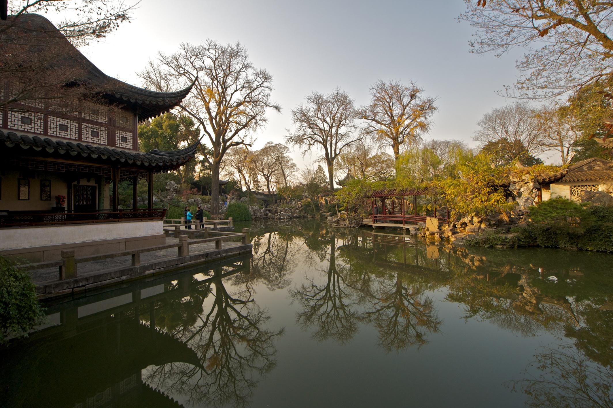 Giardino cinese wikiwand - Giardino del mandarino yu ...