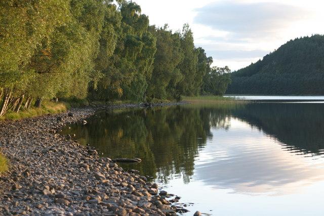 Loch Pityoulish 2 - geograph.org.uk - 235055