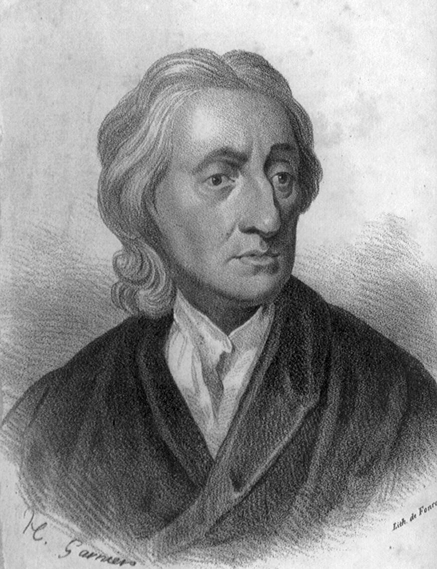 Portrait of John Locke, c. 1704 (Wikimedia Commons)