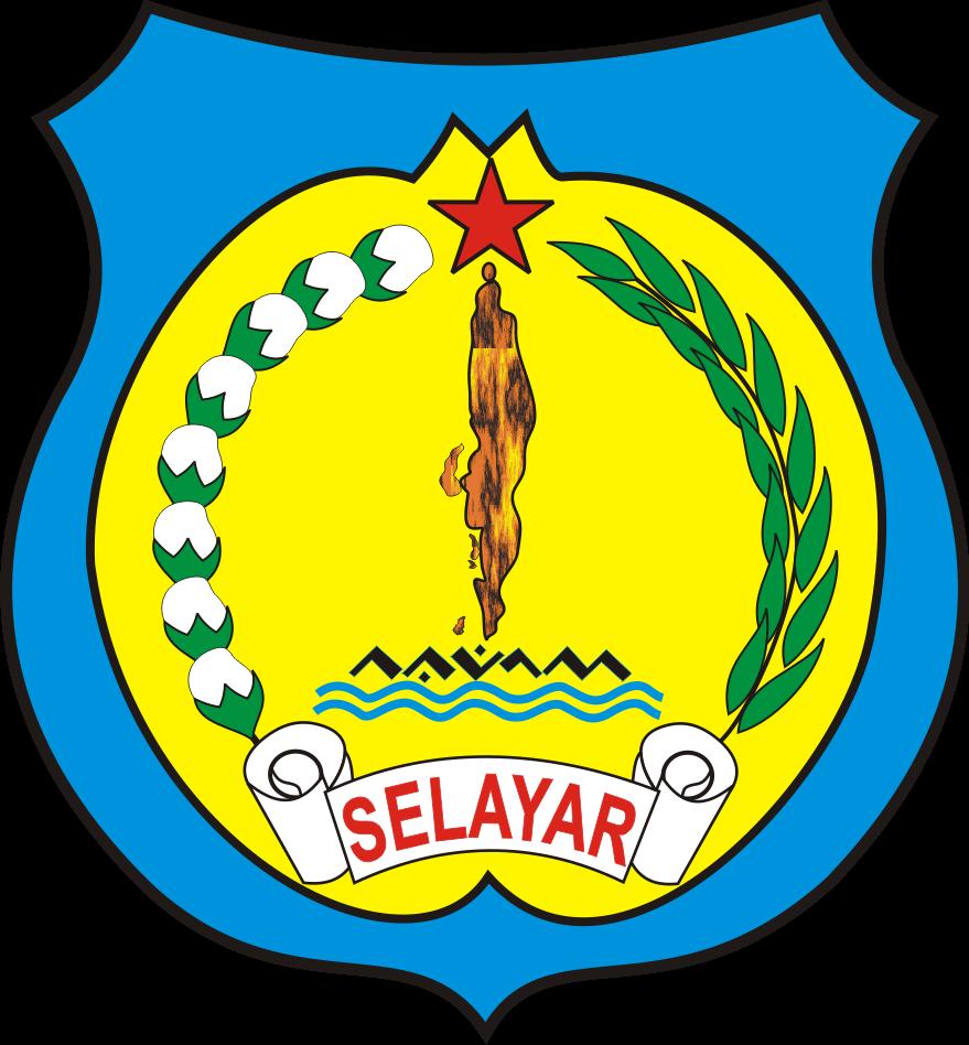 Berkas:Logo Kabupaten Kepulauan Selayar.png - Wikipedia bahasa Indonesia,  ensiklopedia bebas