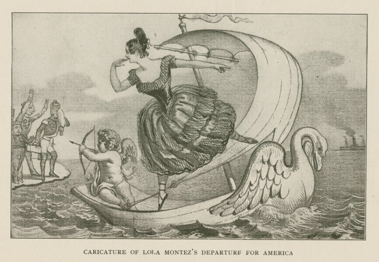 File:Lola Montez Caricature Departure for America.jpg