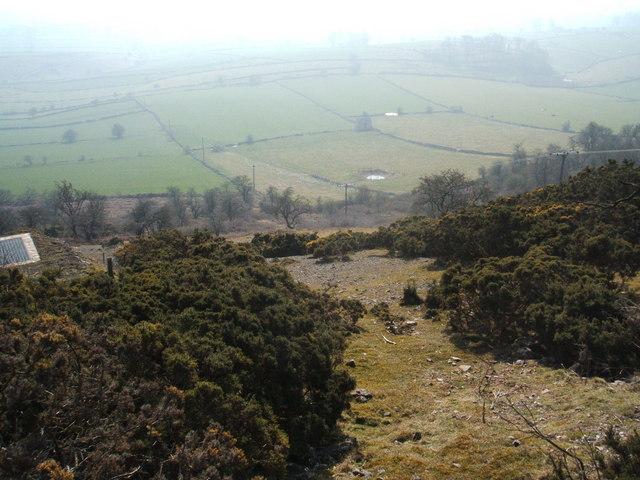 Longstone Edge view - geograph.org.uk - 1210833