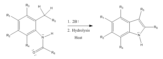 Overall Madelung Reaction