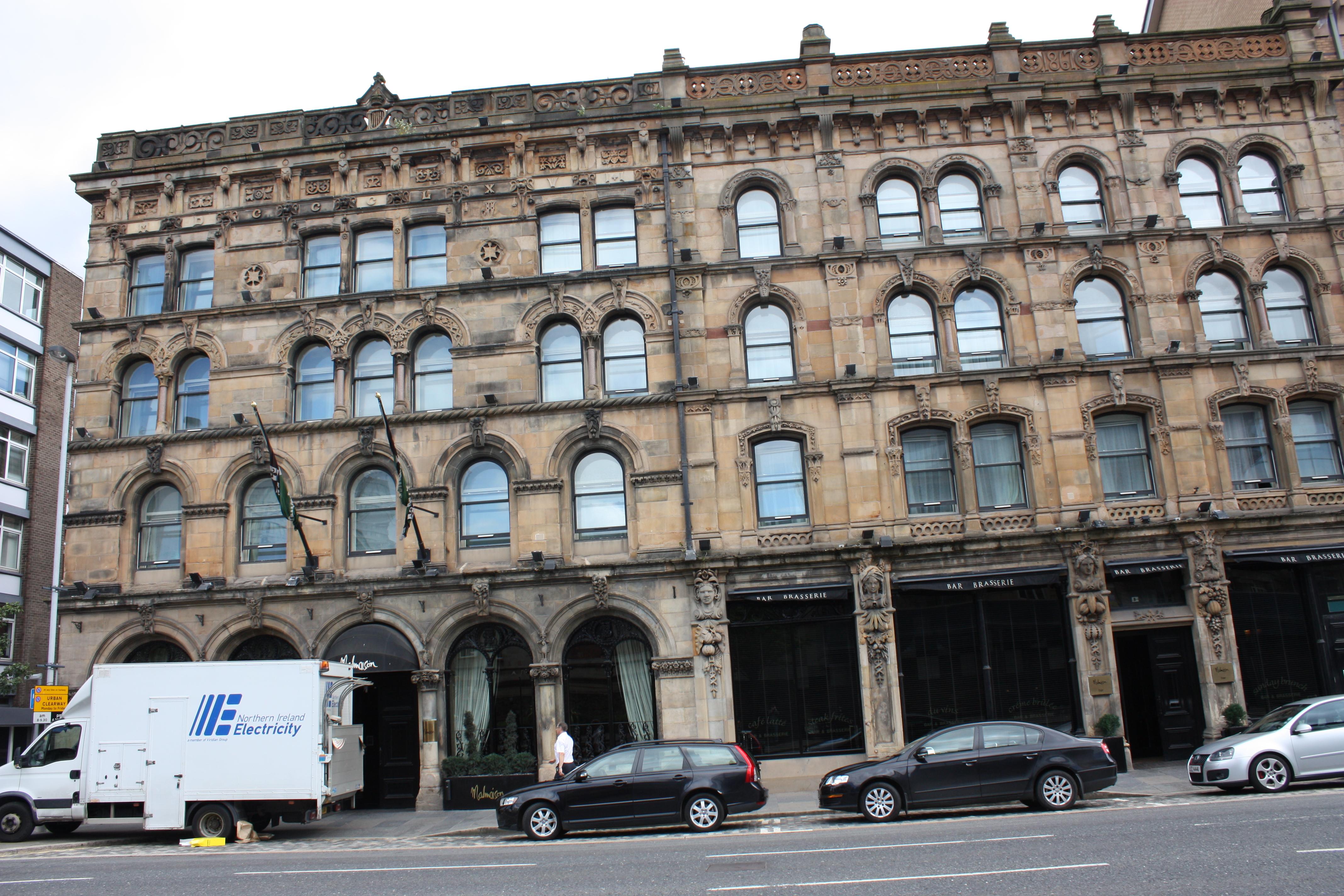 Hotels In Belfast City