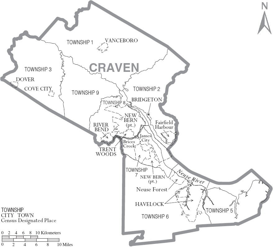 Craven County, North Carolina - Wikipedia, the free encyclopediacraven county