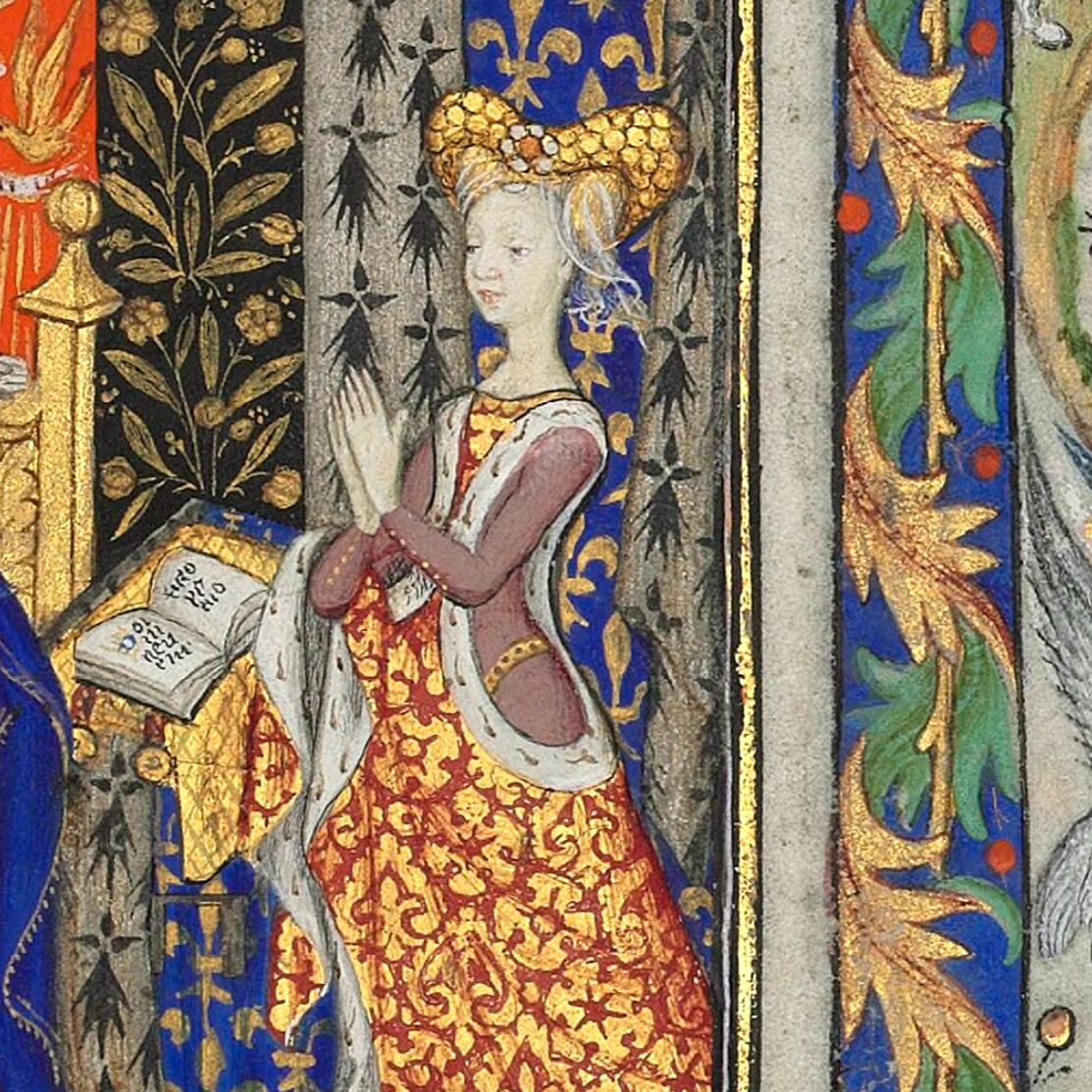 Margaret, Countess of Vertus French countess