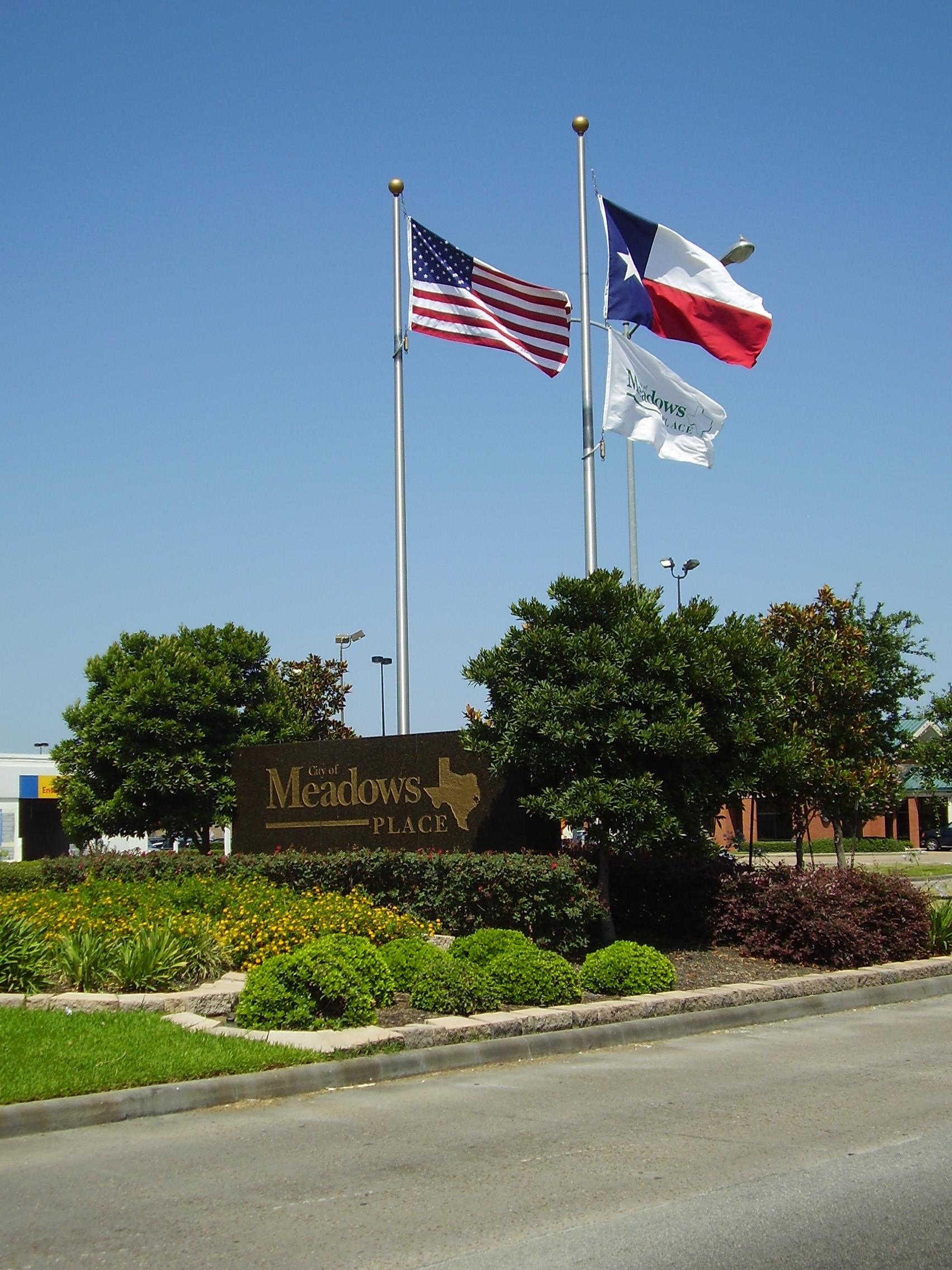 مدوز پلیس، تگزاس