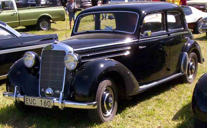 File Mercedes Benz 170s 1950 Wikimedia Commons