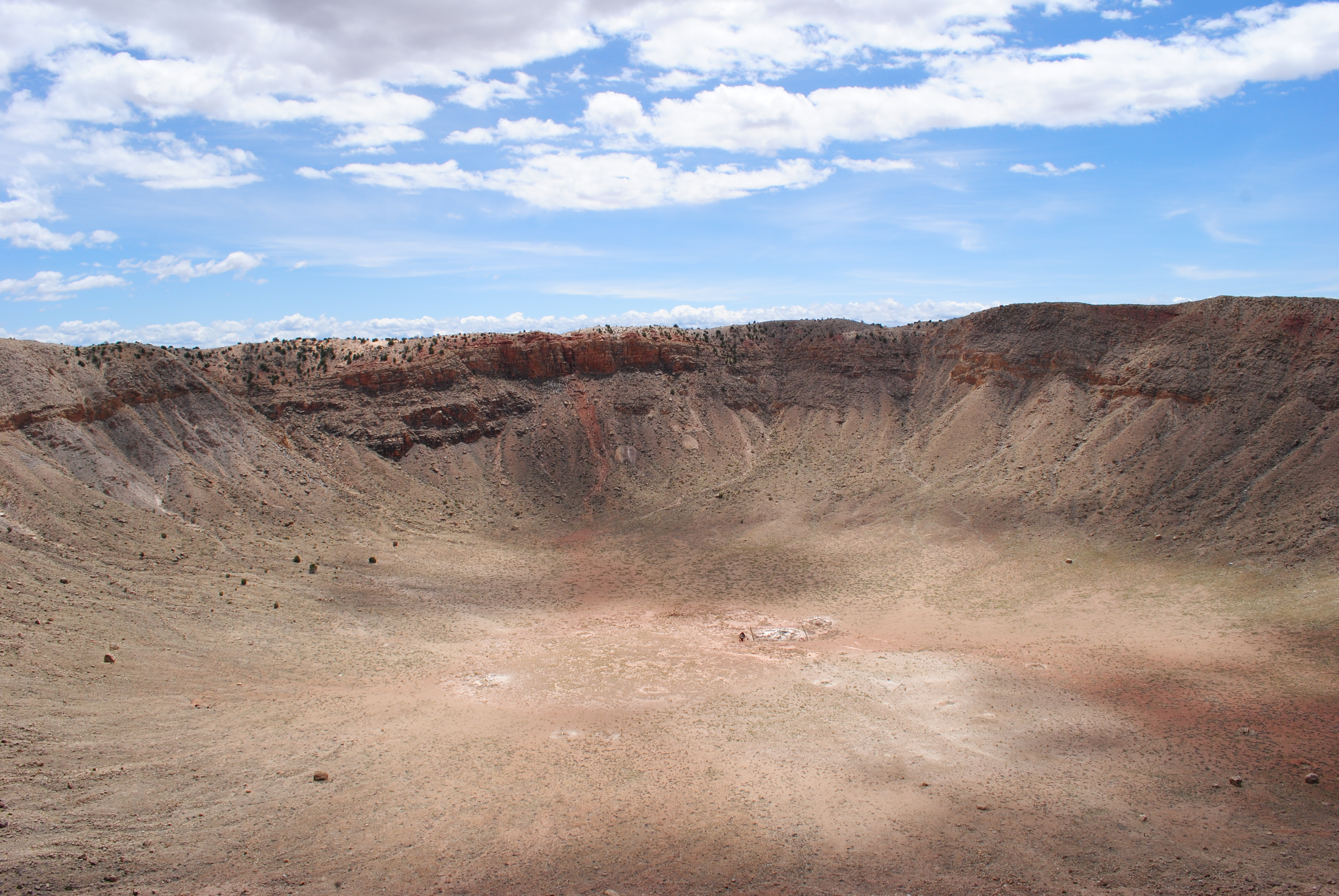 Asteroid Crater in Arizona - Pics about space