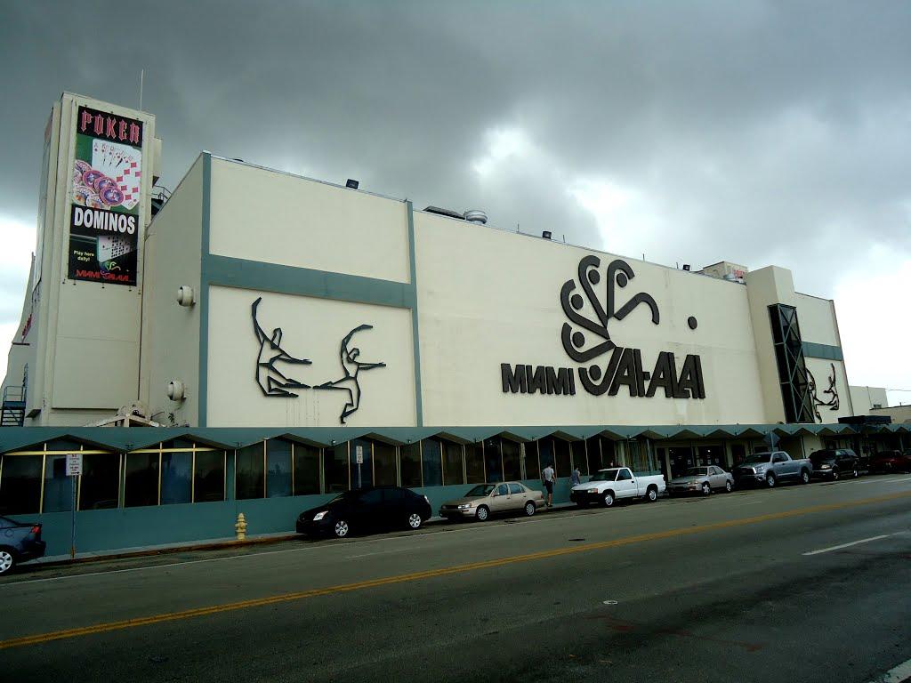 Jai Alai Miami