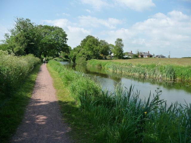 Mid Devon , Grand Western Canal - geograph.org.uk - 1328771