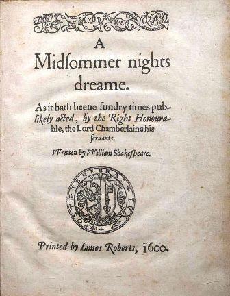 Ein Sommernachtstraum Wikipedia