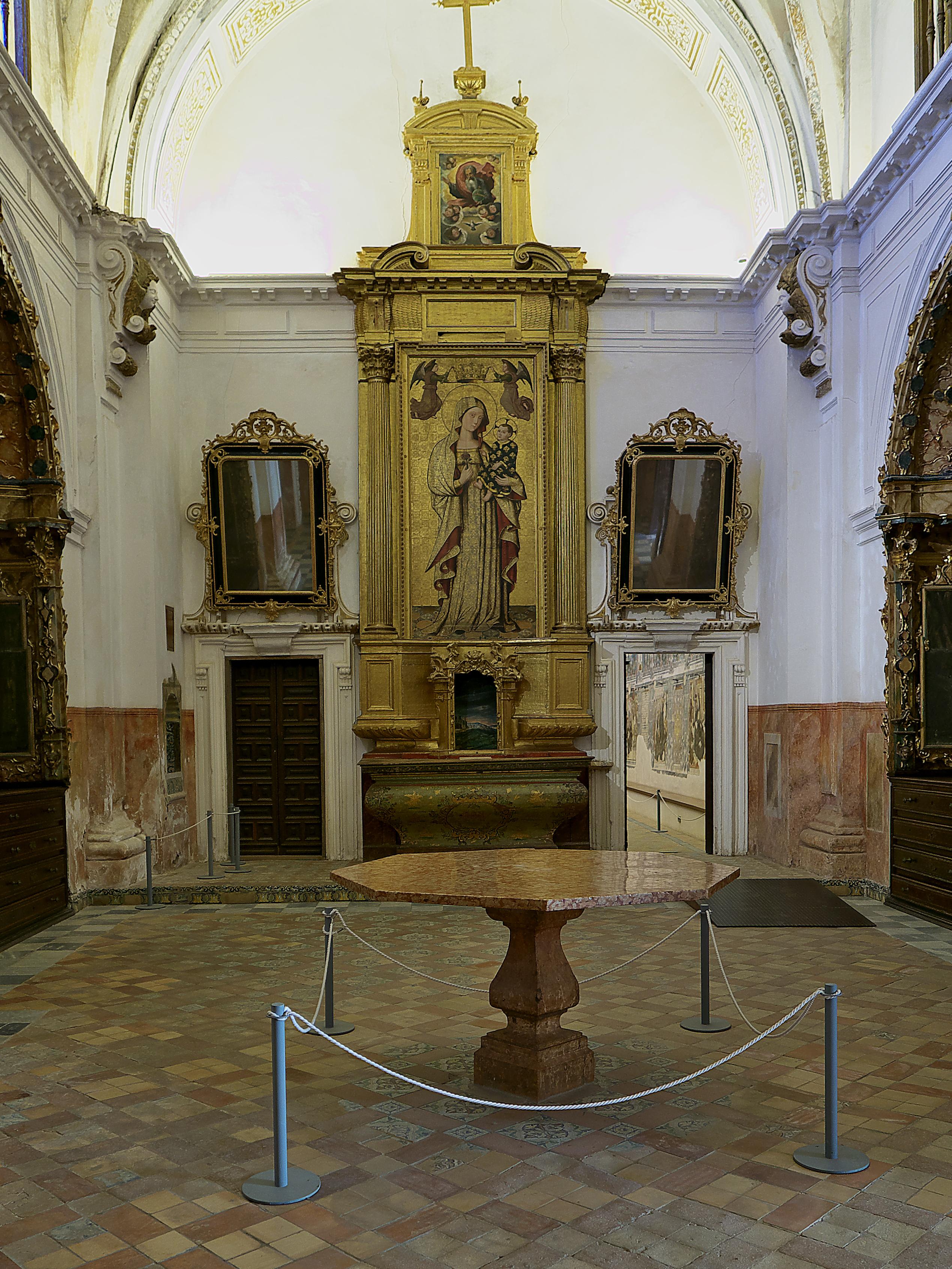 monasterio de san isidoro del campo santiponce