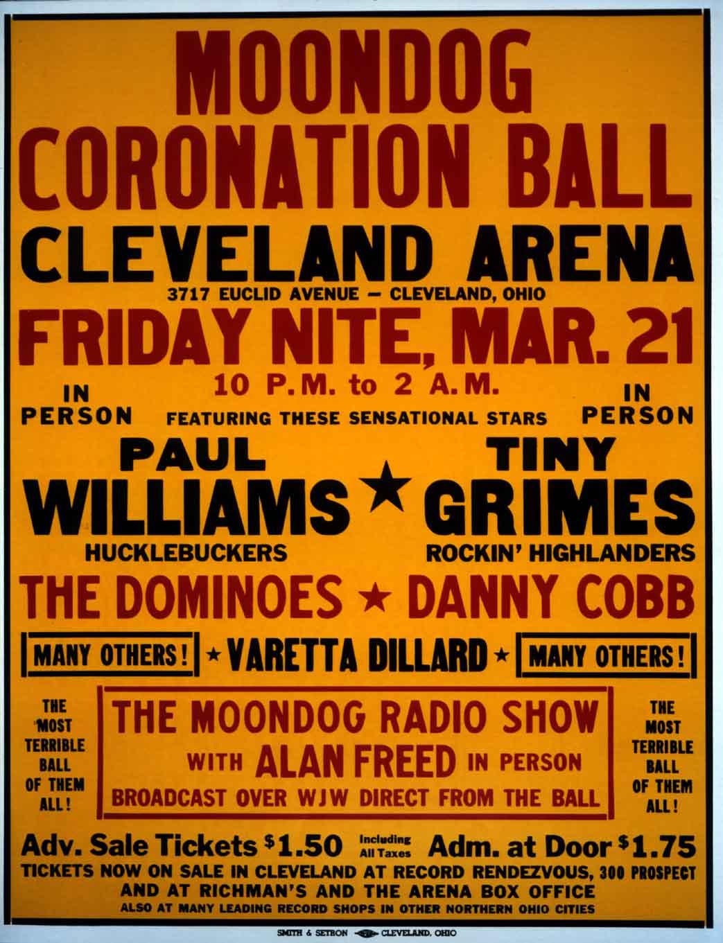 Moondog Coronation Ball - Wikipedia