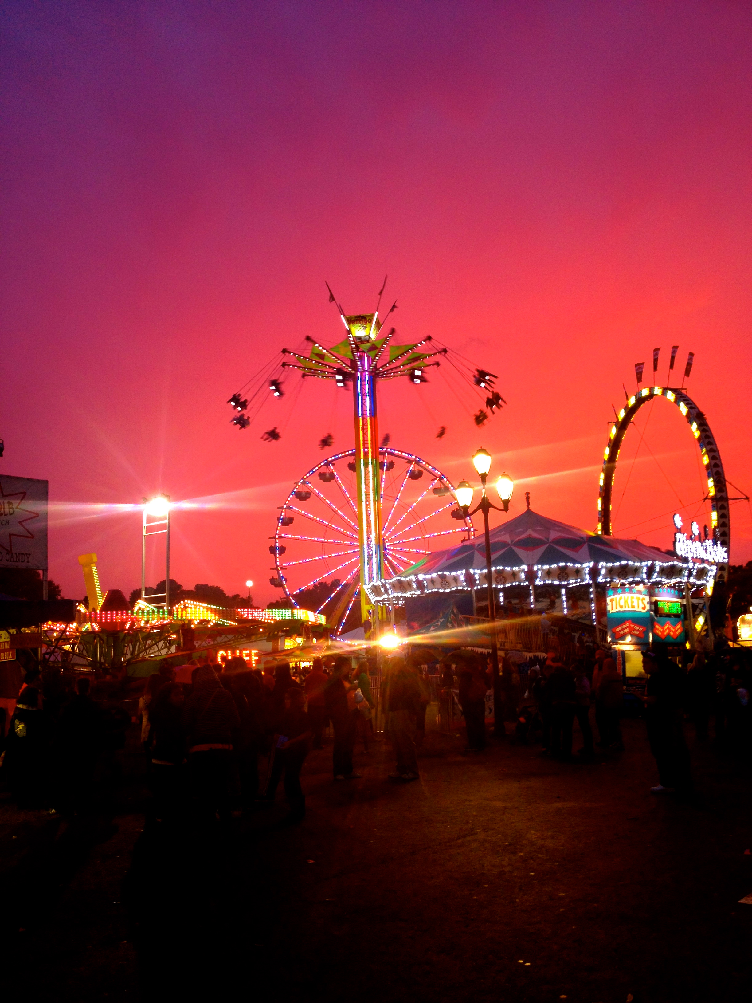 File:NC State Fair Sunset.jpg - Wikimedia Commons
