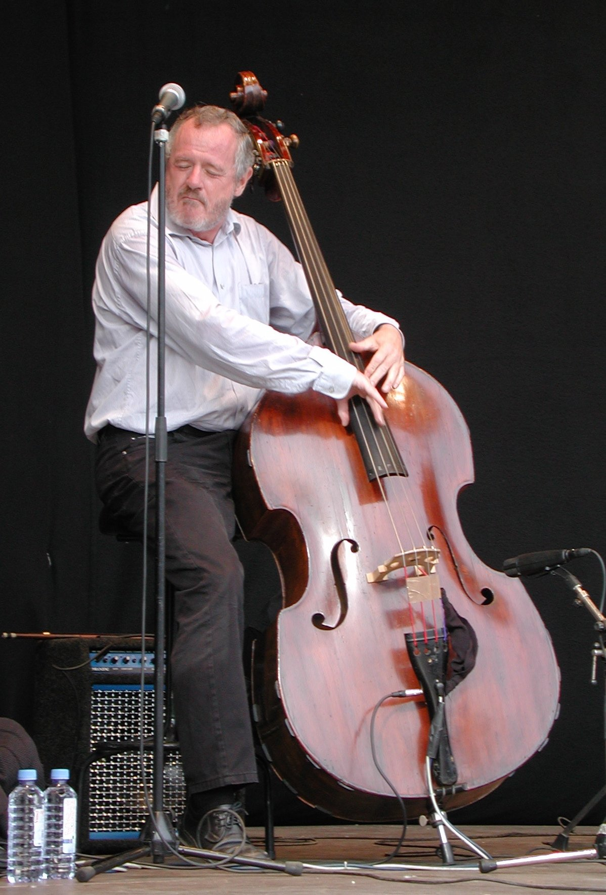 Niels Henning Ørsted pedersen on oscar peterson discography wiki