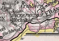 County of Höchst