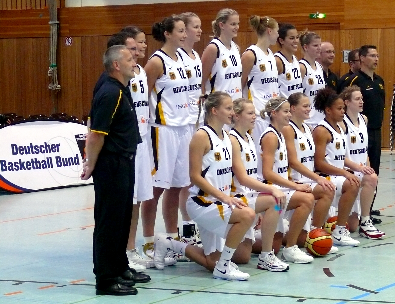 Single deutsche nationalmannschaft