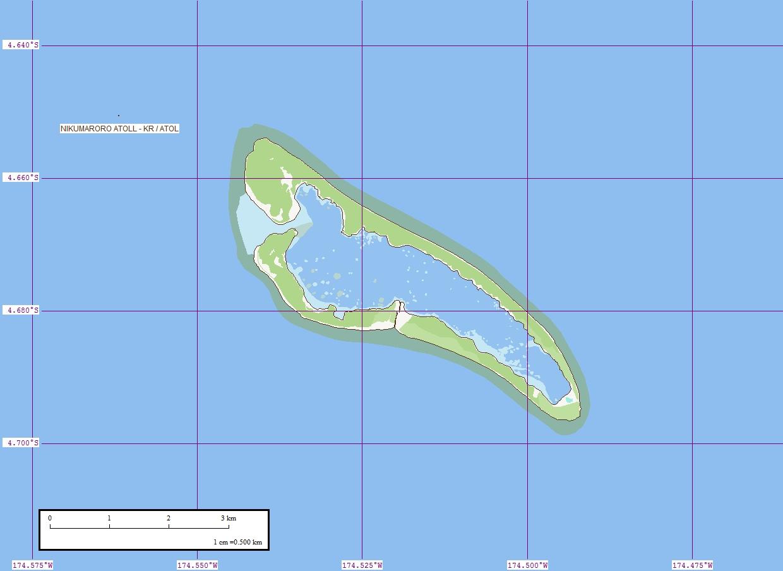 nikumaroro wikipedia