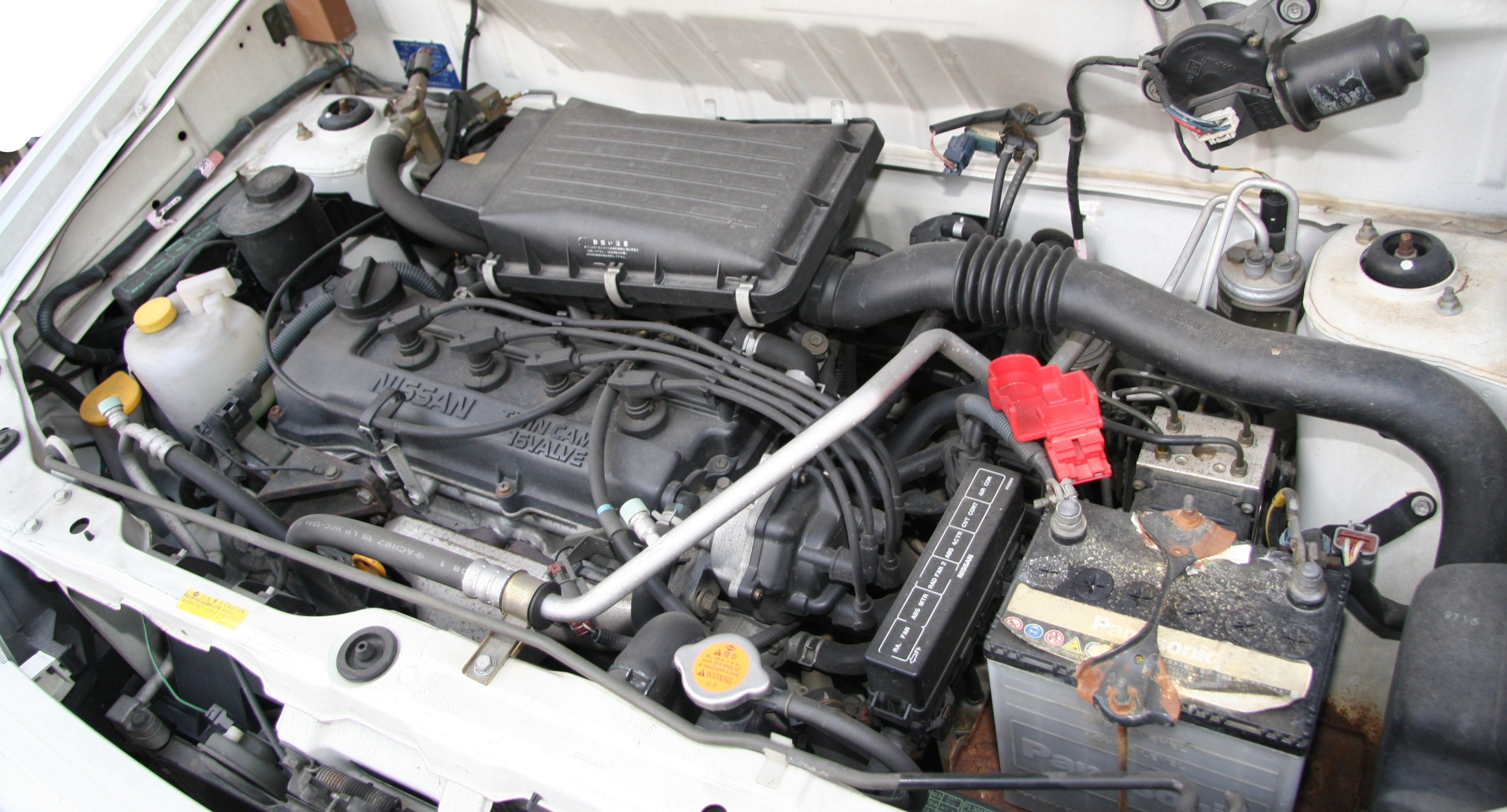 Nissan Cg De Engine on 97 nissan pickup engine diagram