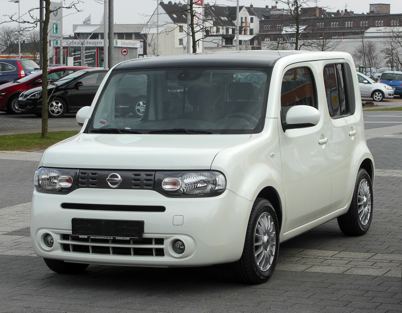 [Image: Nissan_Cube_(Z12)_%E2%80%93_Frontansicht...eldorf.jpg]