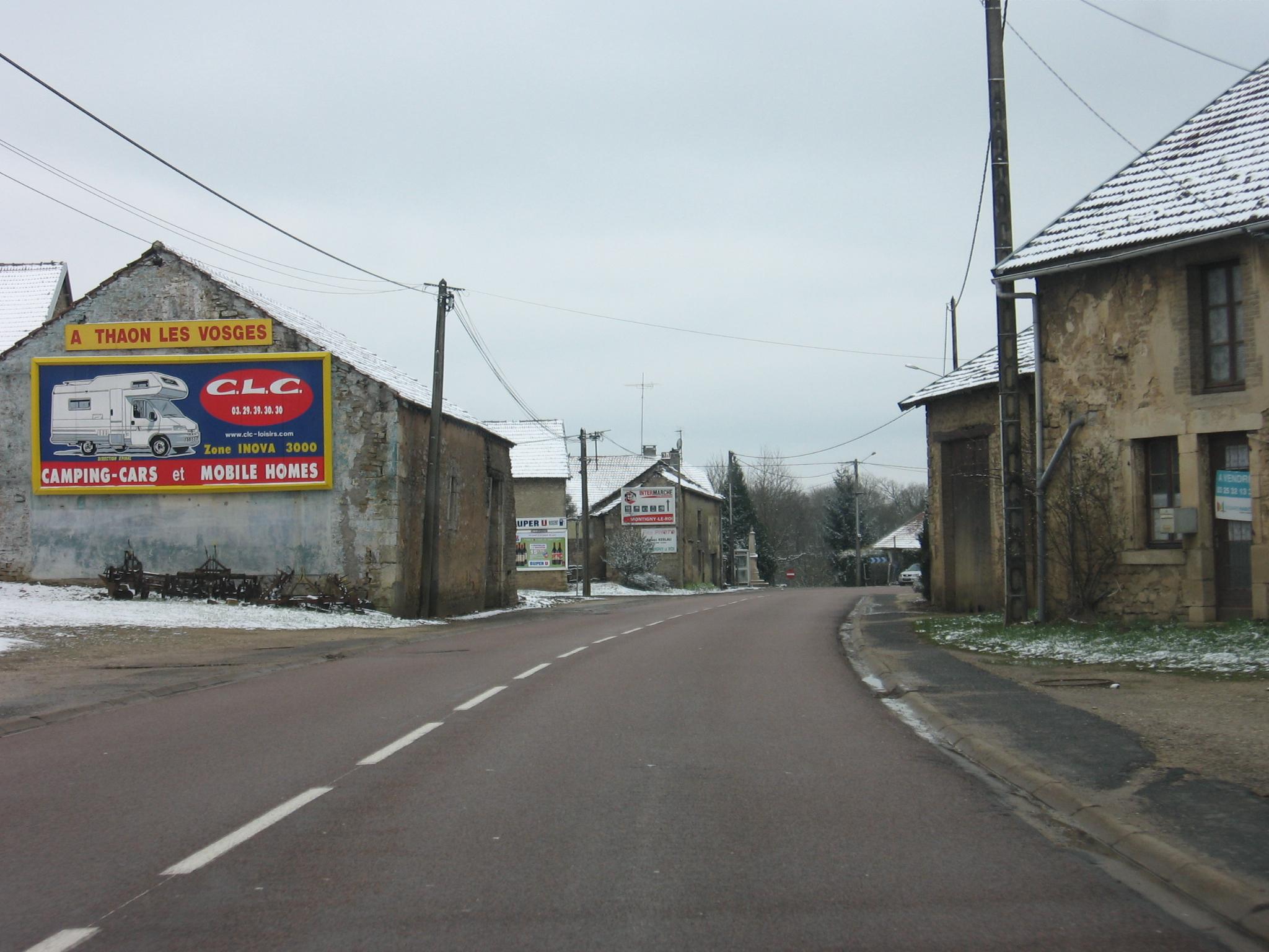 Noyers (Haute-Marne)