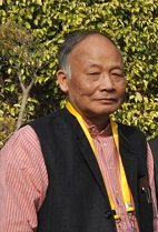 Okram Ibobi Singh Indian politician and Former Chief Minister of Manipur