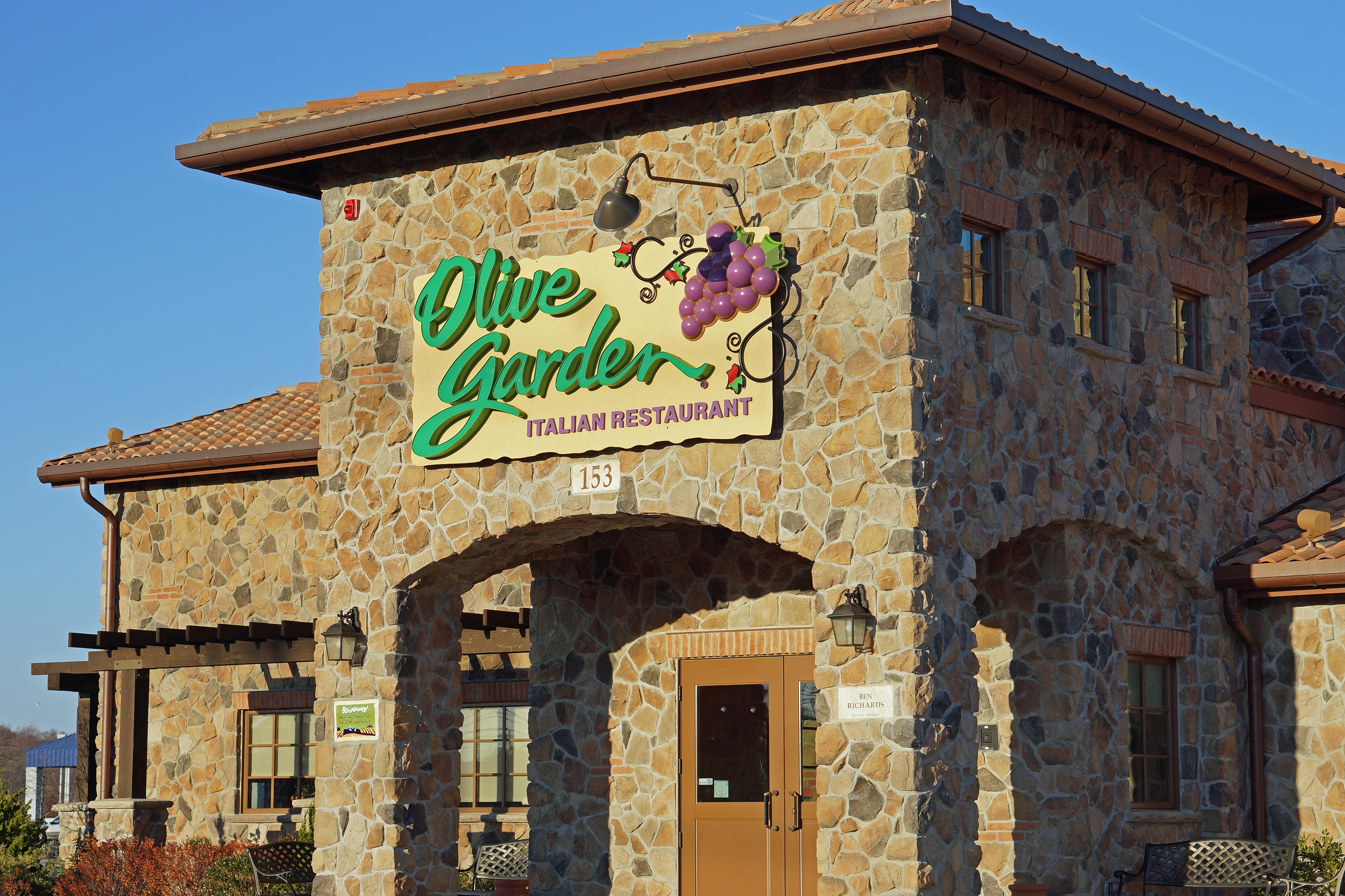 Olive Garden Italian Restaurant Burbank Il
