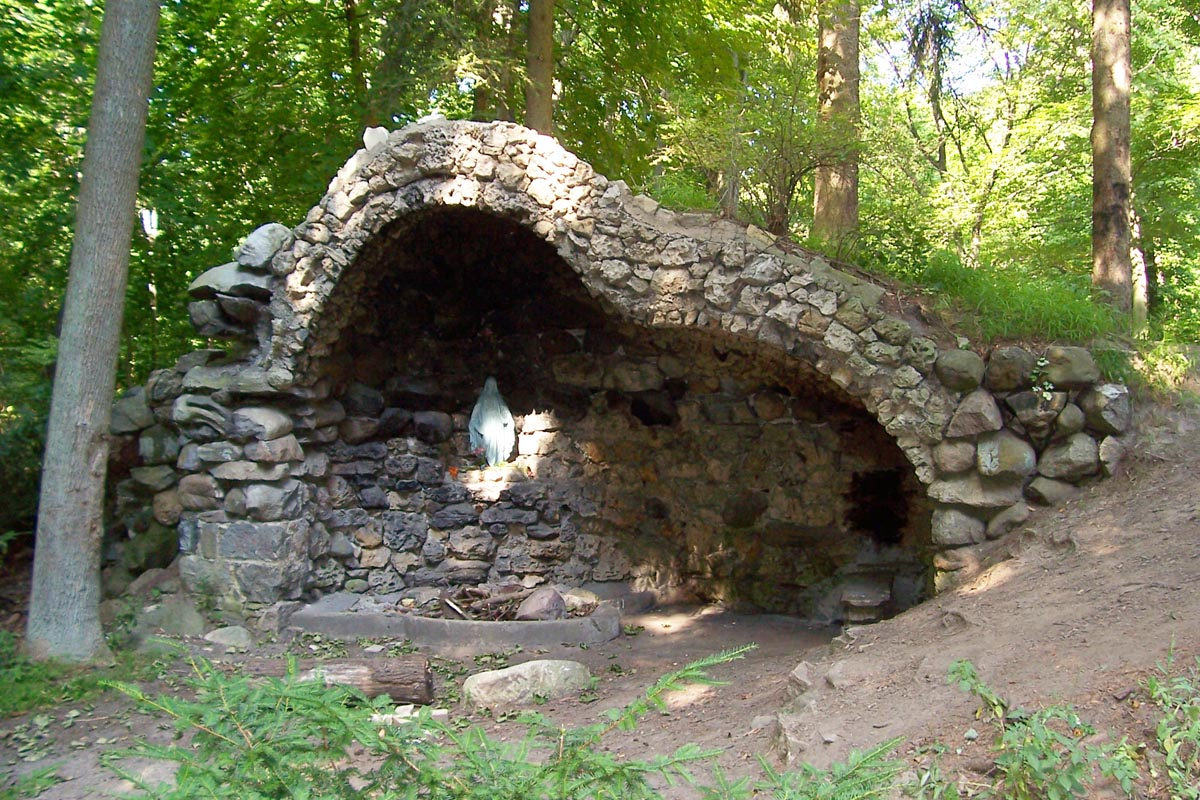 Our Lady Lourdes Grotto