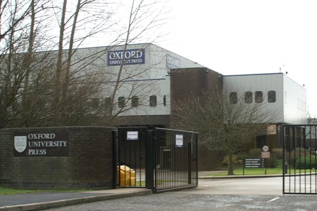 Description oxford university press distribution centre geograph org