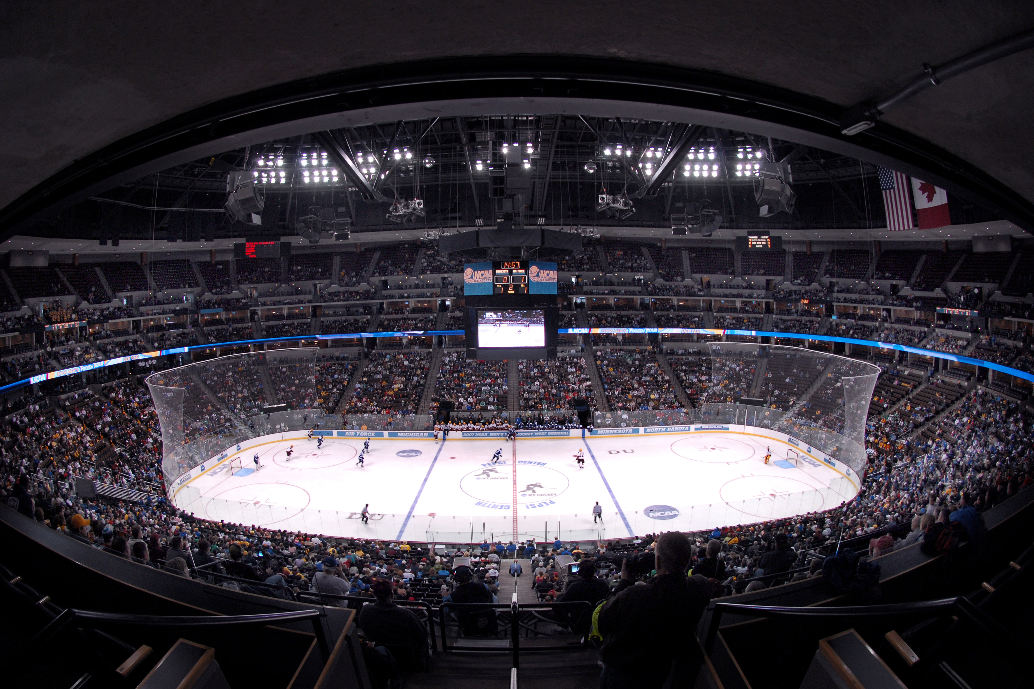 Pepsi Center: Denver 2022/2026 Winter Bid Details